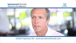 Lynnwood Honda Thank You