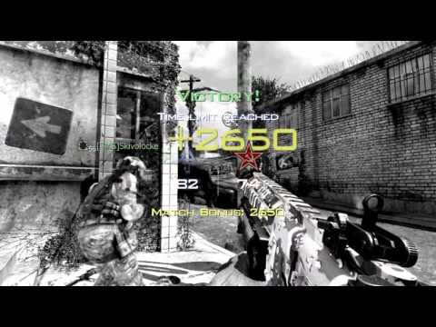 Ekez Senyah - MW3 Game Clip