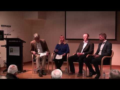 National Stroke Week 2018 Sydney Public Lecture  Bright Minds Of Stroke In Conversation