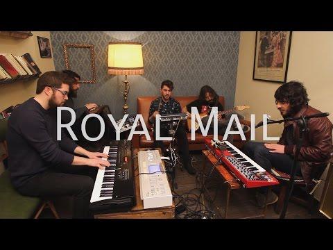 Royal Mail - Insólito Festival, Música & Barrio / QR