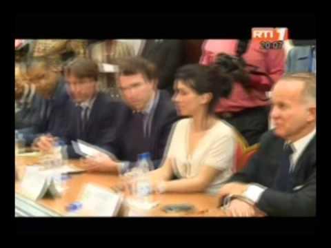 RTI -  Privatisation des entreprises publique: Signature de convention de cession  a la primature