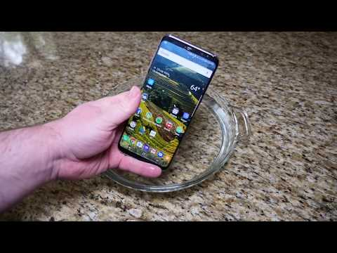 How To Clean The Samsung Galaxy S8