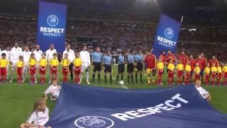 Download 2012 Euro Cup Semi Final Spain vs Poturgal Mp3 and Videos