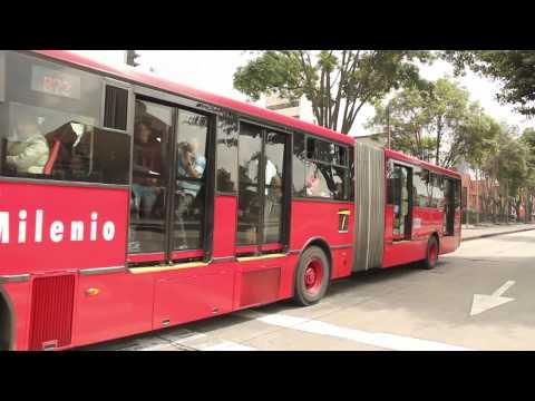 Especial Bogotá: A eficiência do Transmilênio