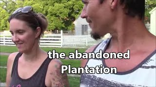 Camping at Pettigrew Stąte Park/ Exploring the Somerset Plantation/ Setting Up the New Campstead