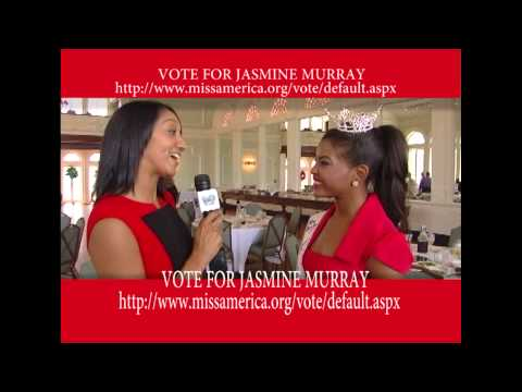 VOTE JASMINE FOR MISS AMERICA