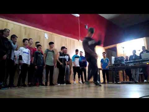 Bboy Rika Hip Hop Dance 2018