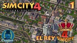Simcity 4 - La corona en juego #1 - en español