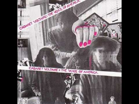 "Cabaret Voltaire - Kneel to the Boss from ""Voice of America"""