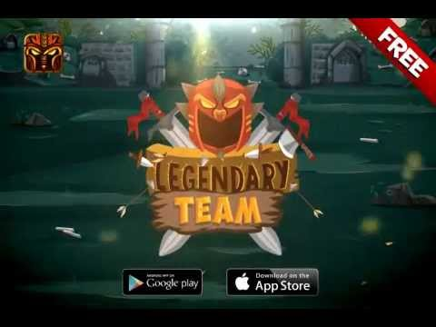 Legendary Team - The action role playing game for epic heroes