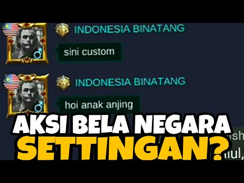 GIVEAWAY 5000 DIAMOND!! ALASAN 1VS1 SAMA ORANG YG NGATAIN INDONESIA - Mobile Legends