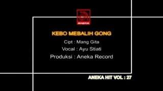 Gambar cover Ayu Stiati - Kebo Mebalih Gong [OFFICIAL VIDEO]