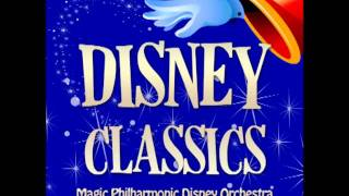 Philharmonic Disney Orchestra - 03.A Dream Is a Wish Your Heart Makes (Cinderella)