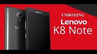 Lenovo K8 Note Unboxing Video First Look 4GB/3GB RAM 64GB/32GB Dual SIM Phone