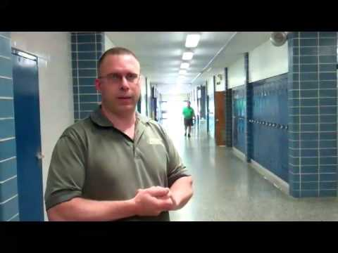 Stone Floor Protection System Explained at Truman School
