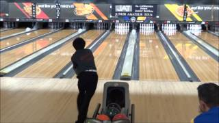 Vince Wood & Wesley Low, Jr. vs Danny Ontiveros & Oscar Chan JAT Adult/Member Doubles 10072012