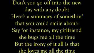 Gnarls Barkley - Smiley Faces Lyrics