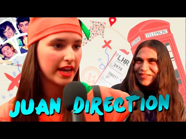 JUAN DIRECTION (ONE DIRECTION) Videos De Viajes