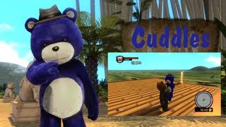 Naughty Bear: Panic in Paradise - #1 - Cuddles