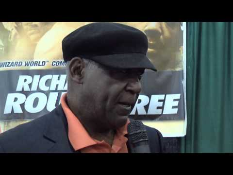 Interview with Richard Roundtree on Vimeo2