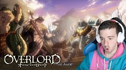 A WORTHY BATTLE CRY !! Overlord Seasons 2, Episode 5 Reaction !!