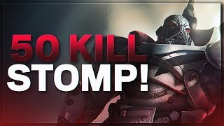 50 KILL STOMP! NUTTY SNIPER GAMEPLAY (Destiny 2 PvP Full Match)