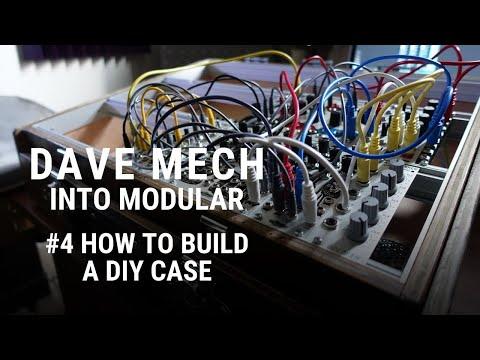 Into Modular #4 How to build a DIY eurorack case Mp3