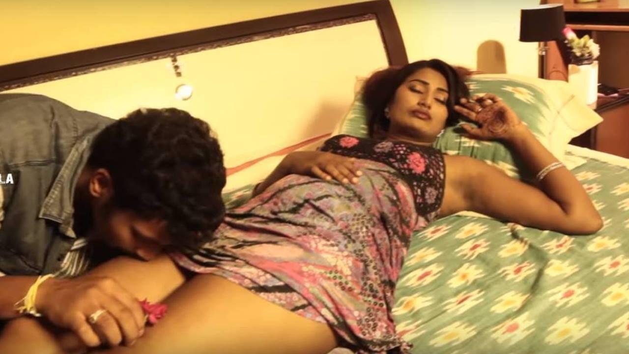 Desi Telugu Young Bride Fucks Husband