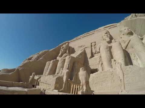 Egypt Go Pro Travel Video!