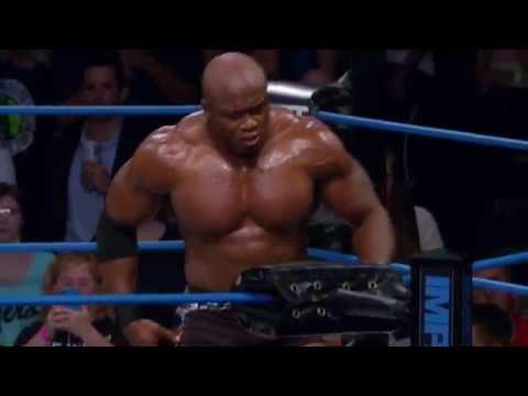 World Title Match: Bobby Roode vs Lashley (Oct. 29, 2014)