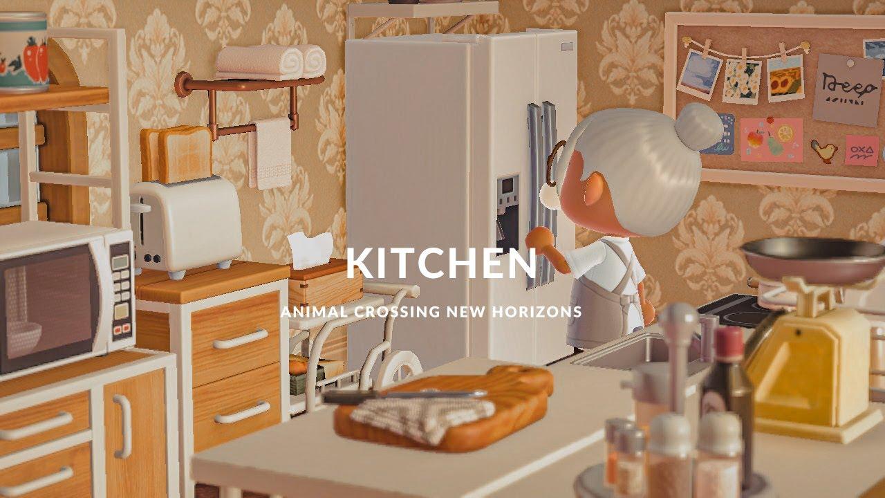 あつ 森 アイランド キッチン