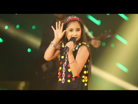 Yo Soy Kids: Natalia Jiménez cantó