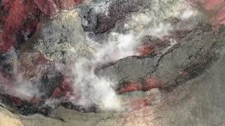 Fissure 8 from 2018 Kilauea eruption