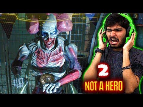 RESIDENT EVIL 7 NOT A HERO Gameplay...