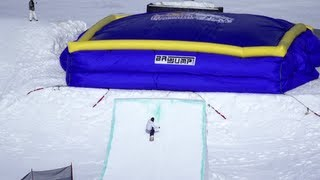 Red Bull Snow Performance Camp 2012 Recap