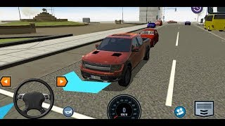 Car Driving School Simulator 2018 #3 NEW TRUCK UNLOCKED Android Gameplay [FHD]