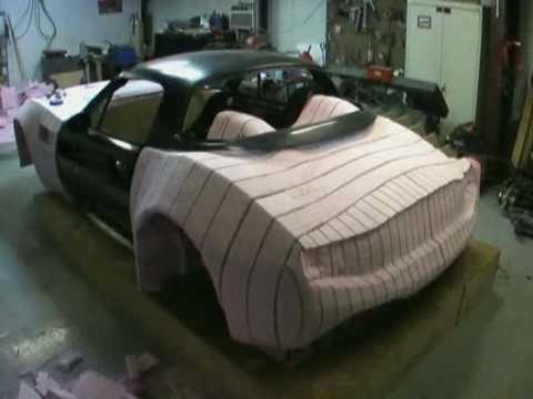 Bailey Blade Car Design