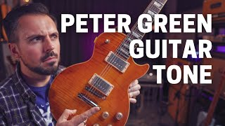 Peter Green Guitar Tone - How To Get It