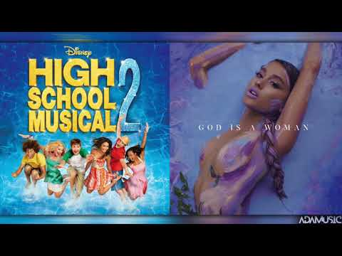 """Bet On A Woman"" - Mashup of Ariana Grande/High School Musical 2"