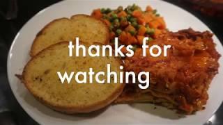 Vegan Dinner Ideas - Lasagna