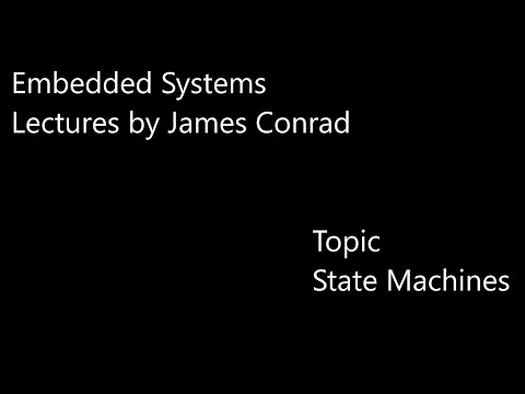 Embedded Systems:  Software State Machines Revisited