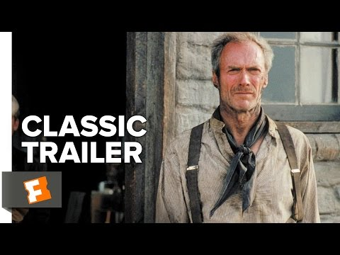 Unforgiven (1992) Official Trailer - Clint Eastwood, Morgan Freeman Movie H