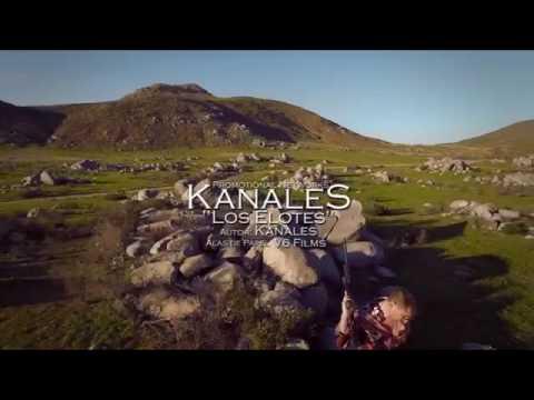 Kanales - Los Elotes (Video Oficial) (Estudio 2017)