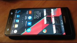 Скроллинг на Samsung SM-A510F Galaxy A5 (2016), лагает или нет?(, 2016-01-25T22:35:05.000Z)
