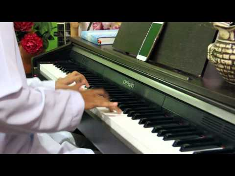 Humood AlKhudher - Kun Anta ( Piano Cover )