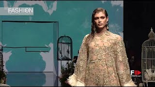 MICHAEL COSTELLO Spring 2020 LAFW by AHF Los Angeles - Fashion Channel