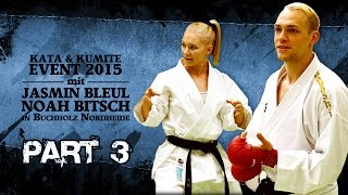 KATA & KUMITE EVENT #3 in Buchholz Sigrid & Martin Weber