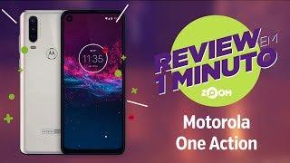 Motorola One Action - FIcha Técnica   REVIEW EM 1 MINUTO - ZOOM