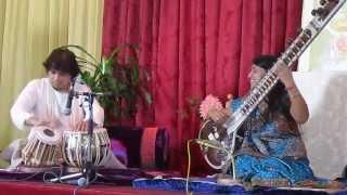 Sandip Bhattacharya—Tabla solo, Teen taal (16 beats)