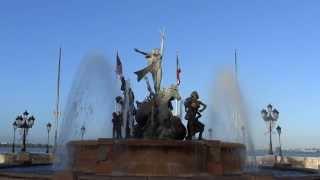 Old San Juan, Puerto Rico - La Princesa Fountain HD (2013)